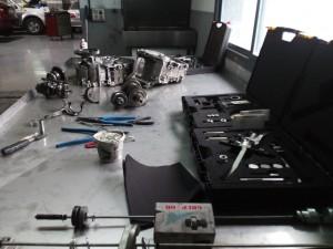 Reparacion mecanica rivas vaciamadrid